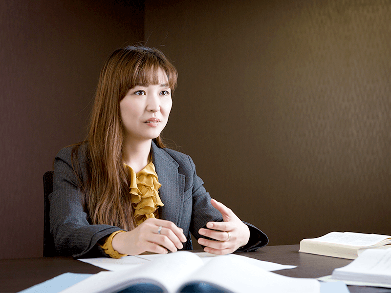 弁護士 金﨑 美代子