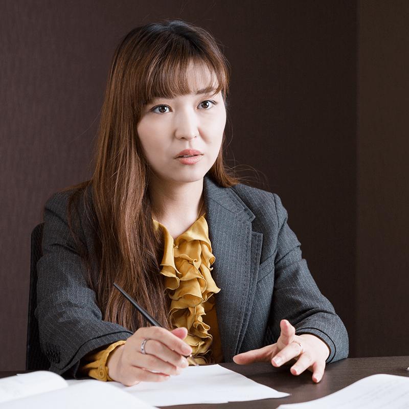 千葉支部長 弁護士 金﨑 美代子